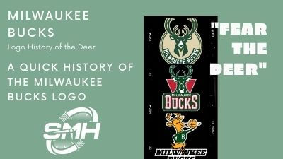 A Quick History of the Milwaukee Bucks Logo