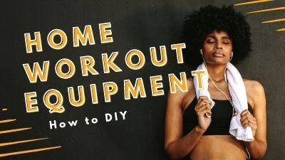 SMH News Header - DIY Workout Equipment